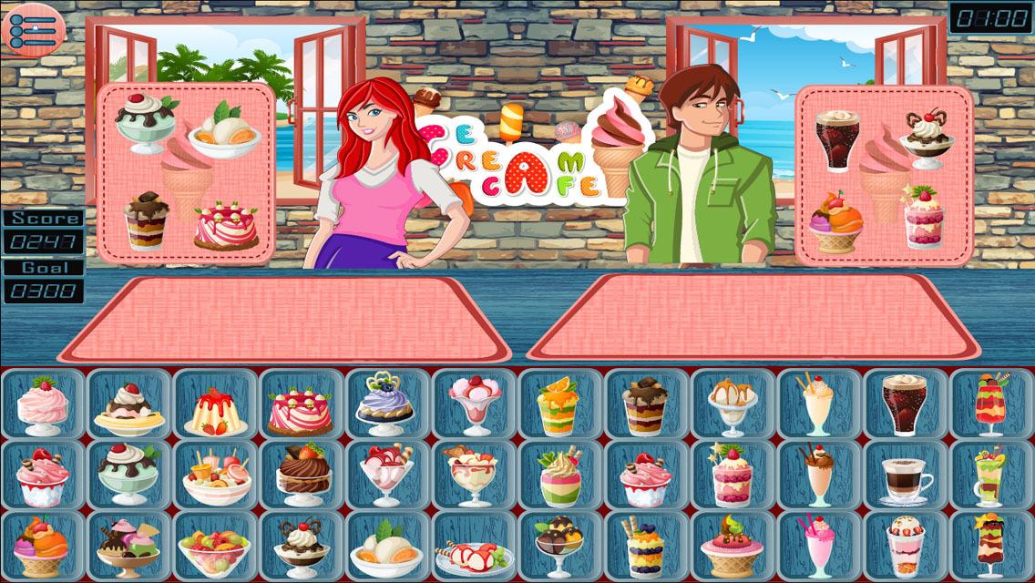 Игры Плохое Мороженое играть бесплатно на GameGame