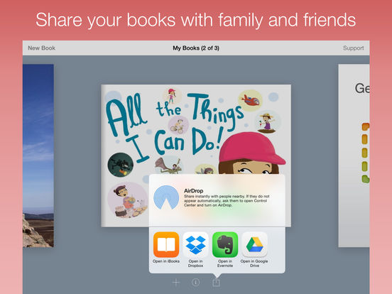 Book Creator for iPad - Autism Apps