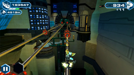 Ratchet & Clank: BTN Screenshot