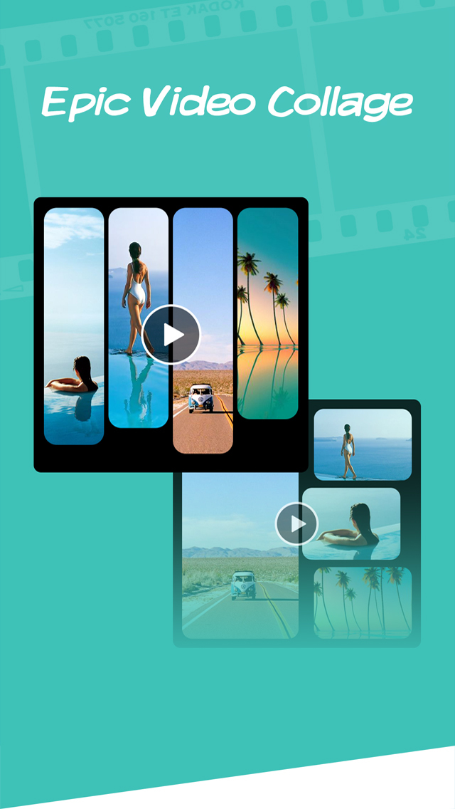 Kuvi - Video Camera, Video Collage Maker, Movie | Free Mac