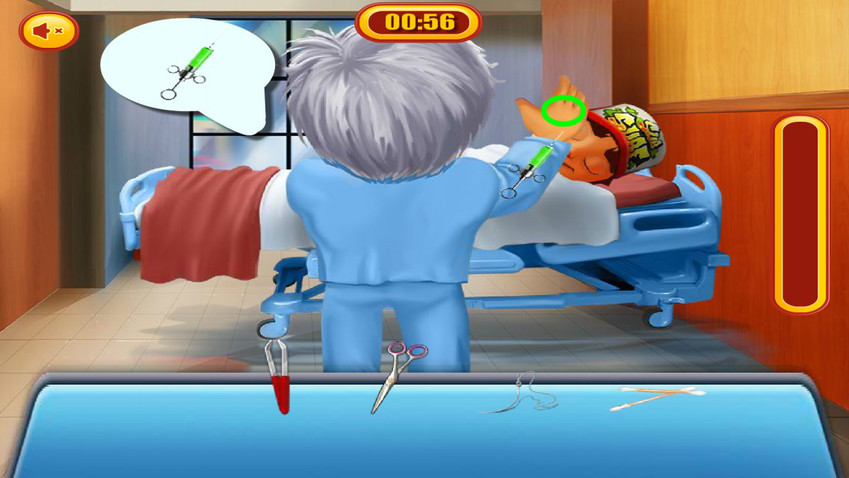 Subway Surfers Surgery Screenshot
