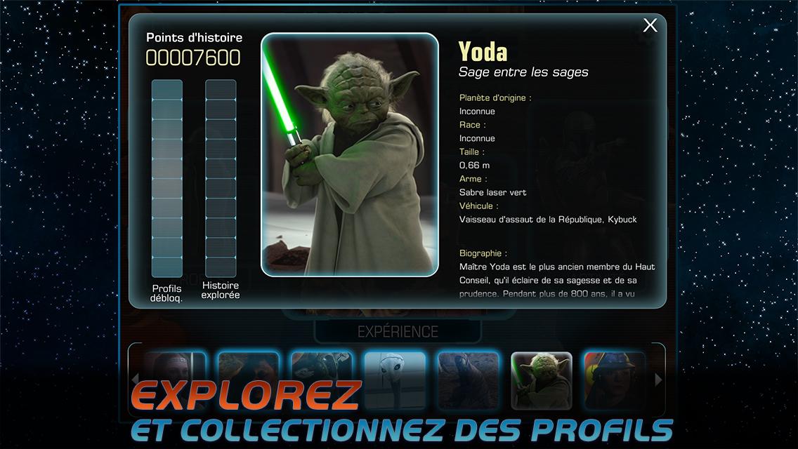 Star Wars l'épopée : Au commencement screenshot-4