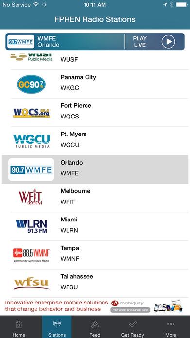 Florida Storms Screenshot