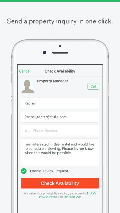Trulia Rentals - Homes & Apartments for Rent Screenshot