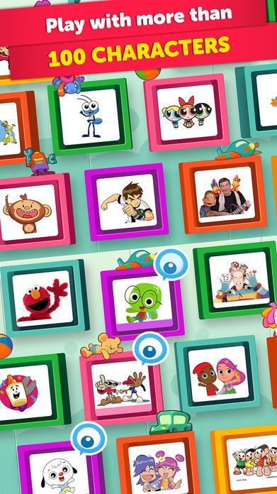 PlayKids - Preschool Cartoons, Books and Games Screenshot