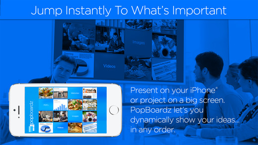 PopBoardz Screenshot