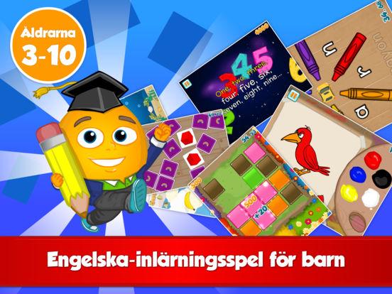 engelska spel årskurs 3