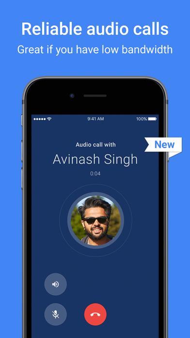 Google Duo – simple video calling Screenshot
