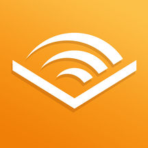 Audible – audio books, original series & podcasts