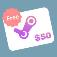 Free Gift Card For Steam & Amazon