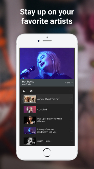 YouTube - Watch, Upload and Share Videos Screenshot