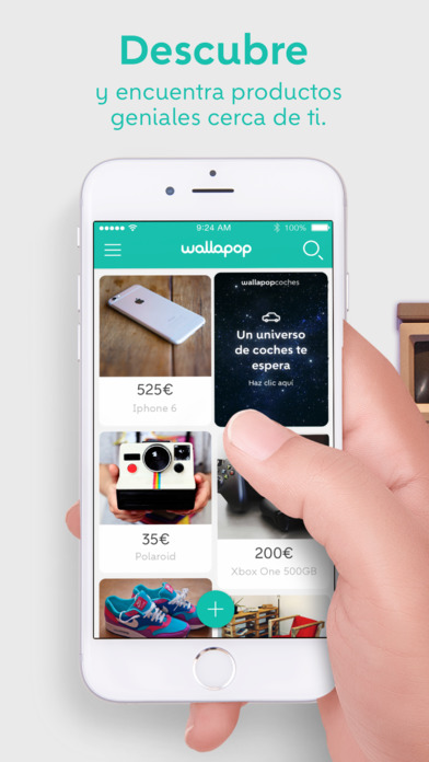 Wallapop - Compra y vende cerca de ti Screenshot