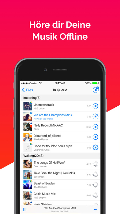 Iphone Musik App Offline Horen
