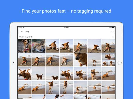 Google Photos – free photo and video storage Screenshot