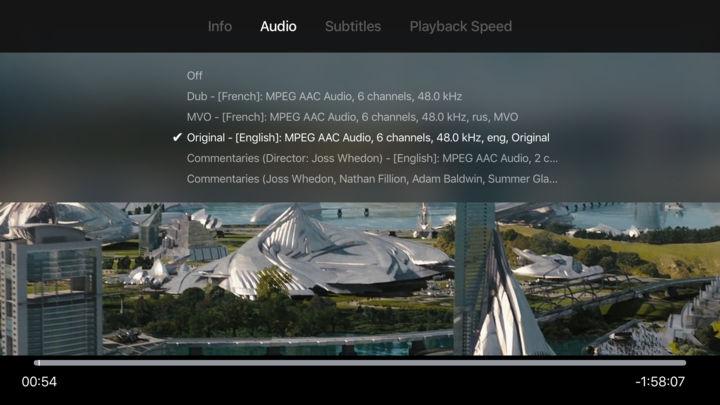 Elmedia Player Screenshot