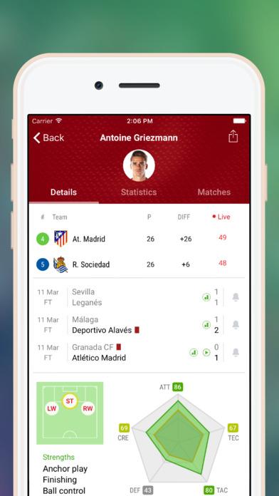SofaScore Live Sports: Scores, VIDEO & Stats! Screenshot
