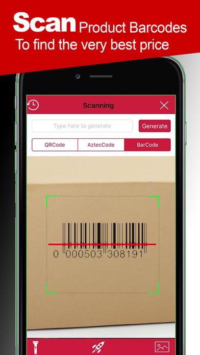barcode scanner qr scanner qr code generator bei shaif mohammad mustafa. Black Bedroom Furniture Sets. Home Design Ideas