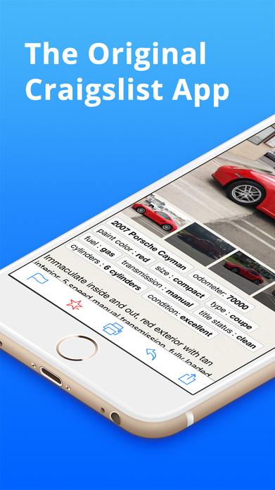 Daily Classifieds App Screenshot