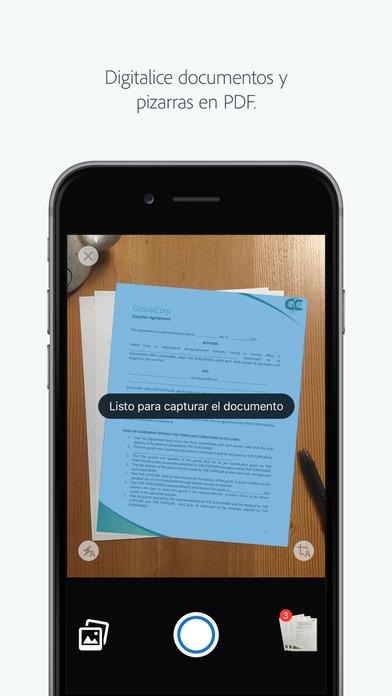 Adobe Acrobat Reader Abre Crea Y Convierte Pdf En El App
