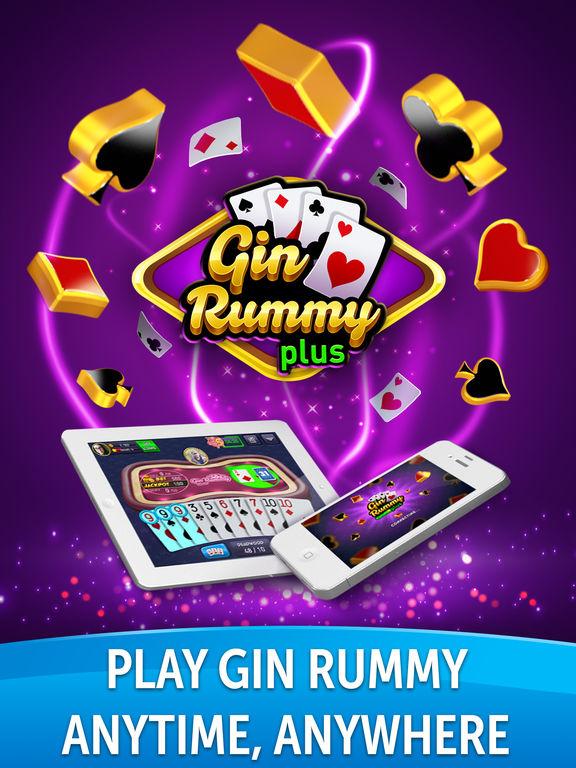 Gin Rummy Play