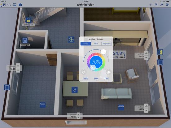 pocket control hm for ipad im app store. Black Bedroom Furniture Sets. Home Design Ideas