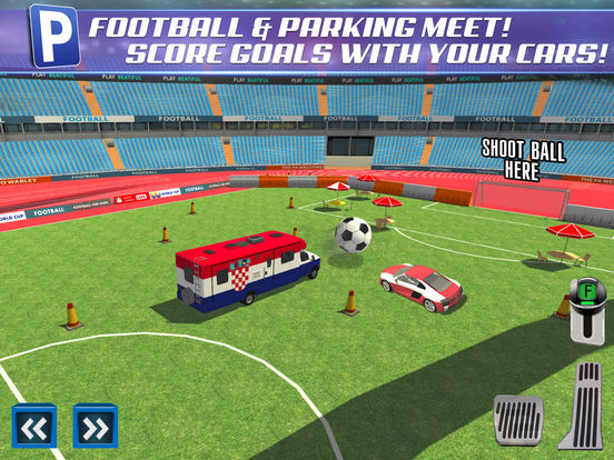 football stadium sports car bus parking simulator gratuit jeux de voiture de course dans l app. Black Bedroom Furniture Sets. Home Design Ideas