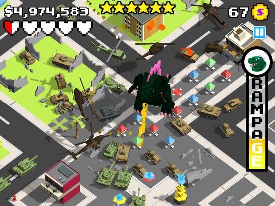 Smashy City Screenshot