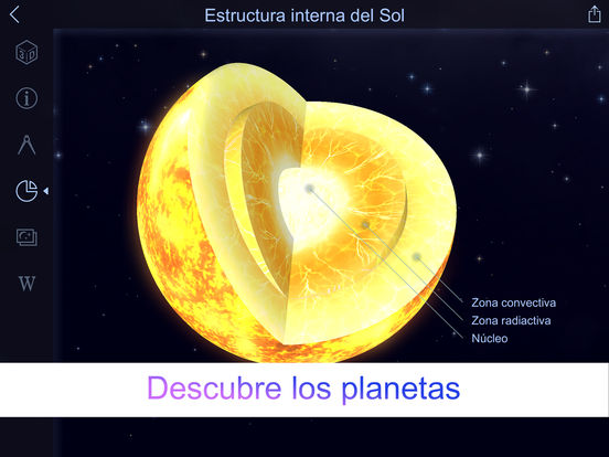 Star Walk™ 2 - Estrellas, planetas, constelaciones Screenshot