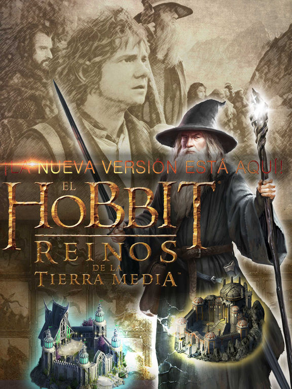 El hobbit: Reinos de la Tierra Media Screenshot