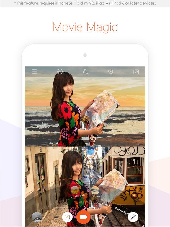 Musemage - Get that cinematic look Screenshot