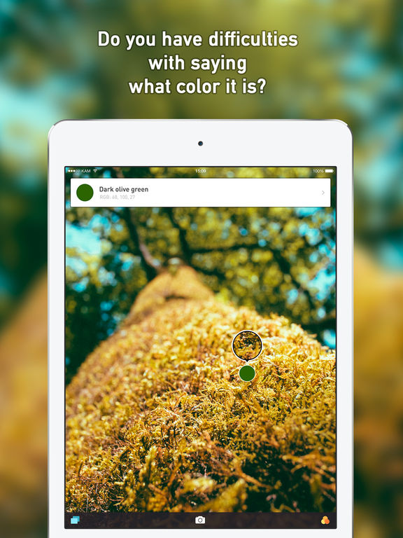 Color Name - identifier, picker and matcher tool Screenshot