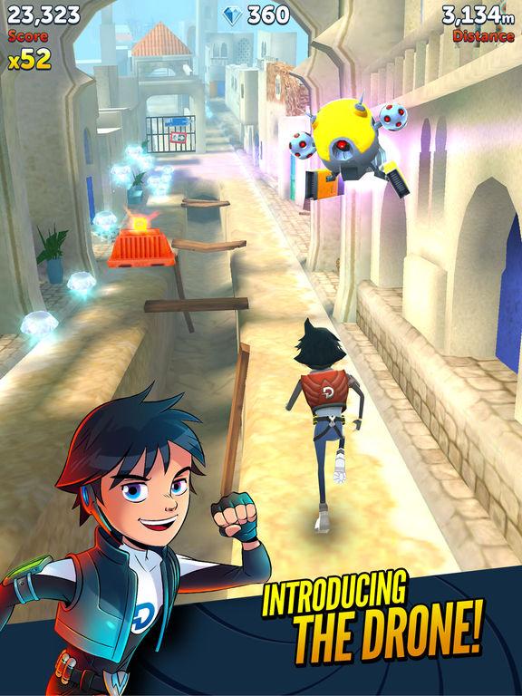 Agent Dash Screenshot