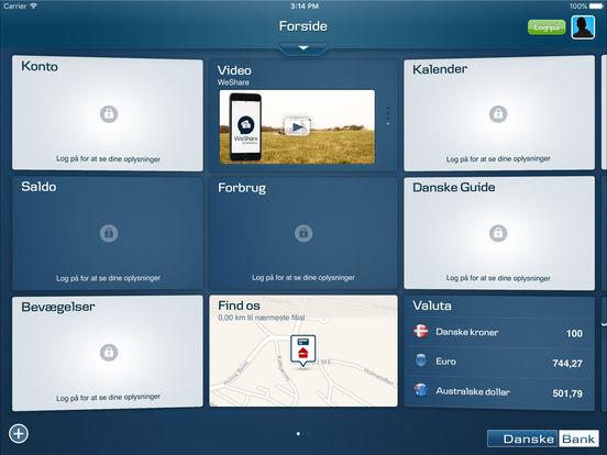 Tabletbank DK - Danske Bank on the App Store