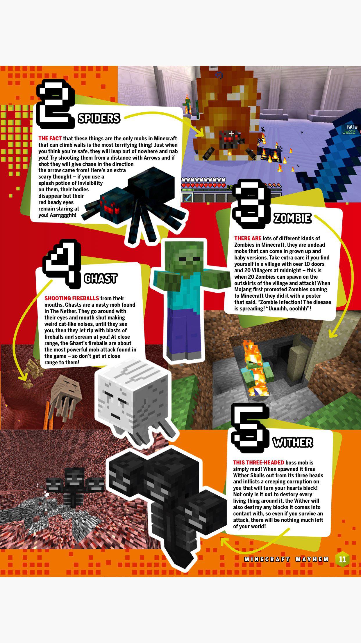 Minecraft Mayhem: independent & unofficial Screenshot