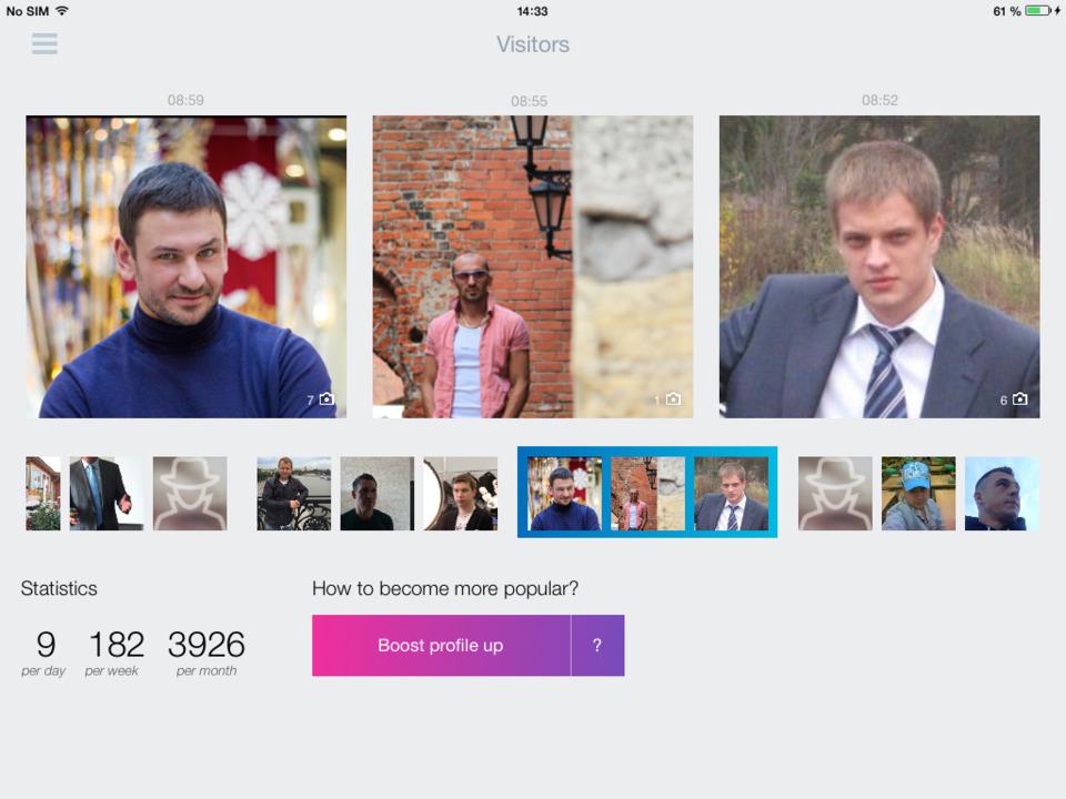 träffa nya människor app Sala