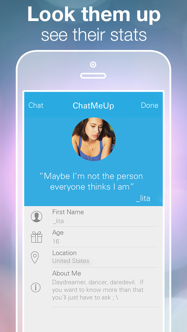 Teen flirt chat room