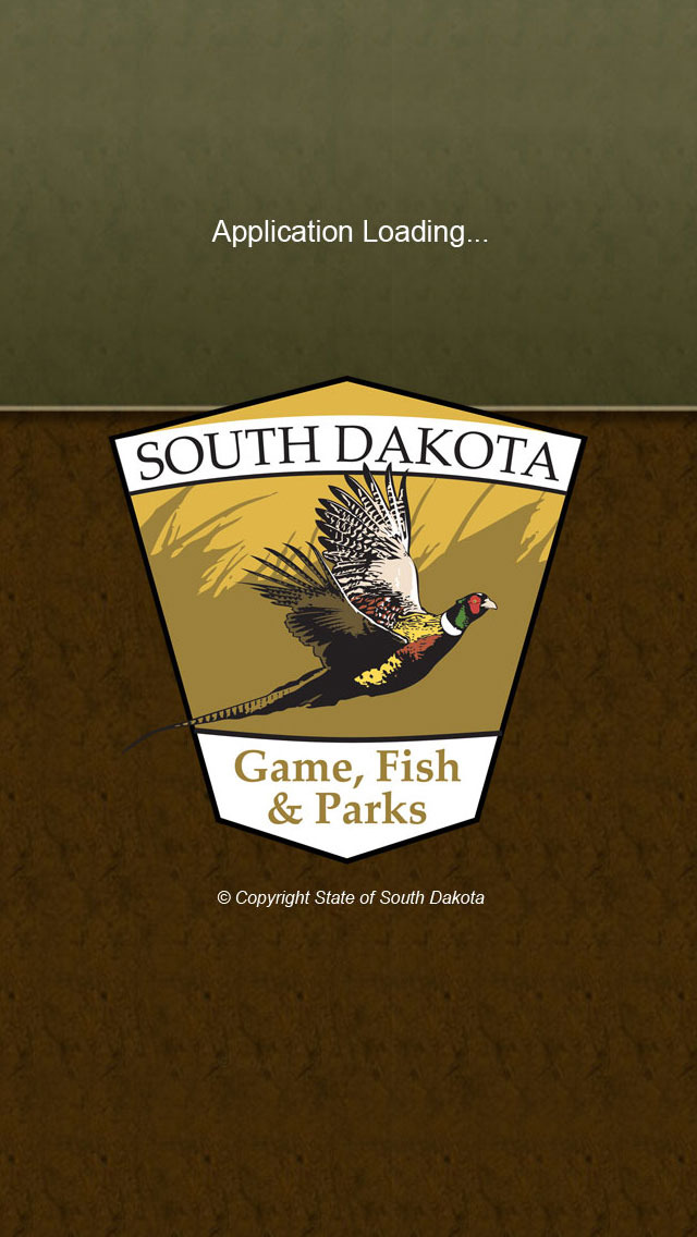 Sdgfp outdoors by state of south dakota us sensor for Sd fishing license