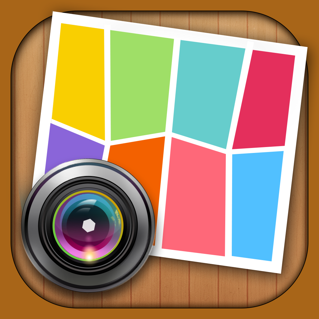 Photo Shake Free - HD Picture Collage Maker & Pics Frames Grid Shop ...