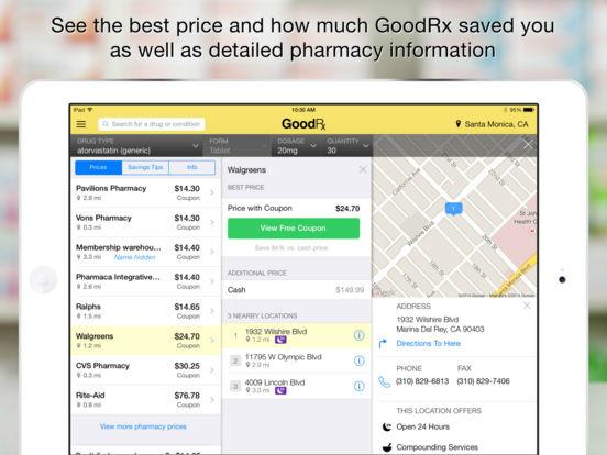 0123530003f1 GoodRx – Save On Prescriptions! - Revenue   Download estimates - App Store  - Australia
