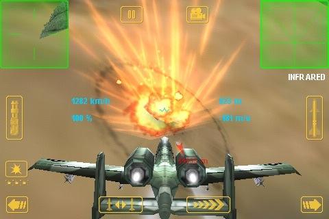 F.A.S.T. — Fleet Air Superiority Tactics! Screenshot
