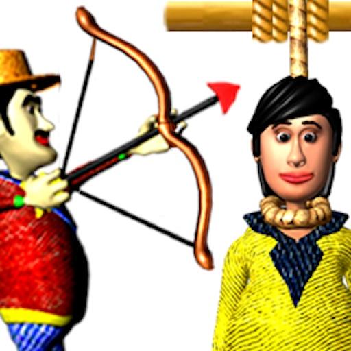 Hanged Till Death ( An Archery Archer Fun Doodle Physics Cartoon Shooting Game / Games )