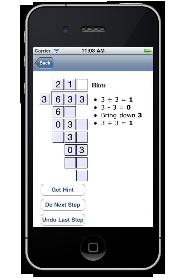 MathHelper Screenshot