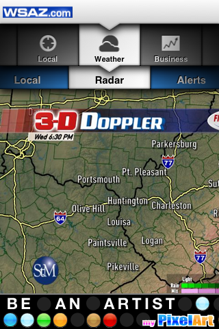 WSAZ Mobile Local News App for Free - iphone/ipad/ipod touch