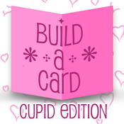 Build-a-Card: Cupid Edition