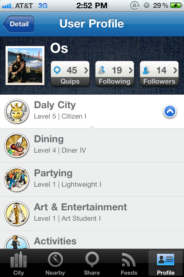 Quipster Screenshot