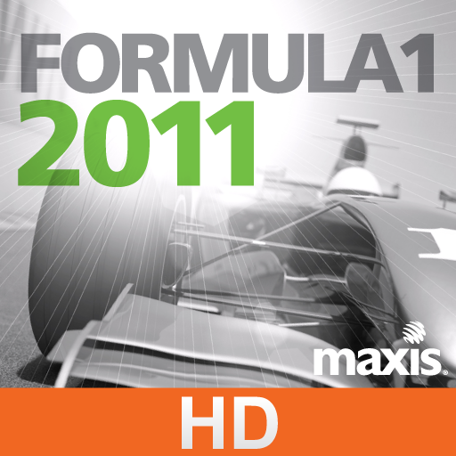Maxis F1 for iPad