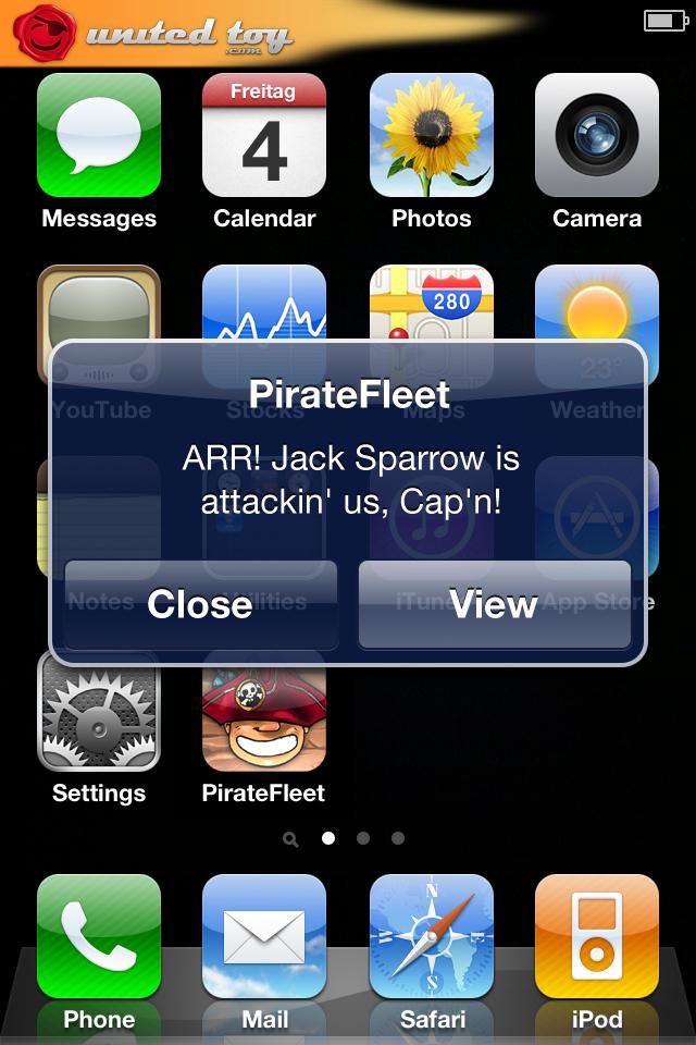 PirateFleet for Friends Screenshot