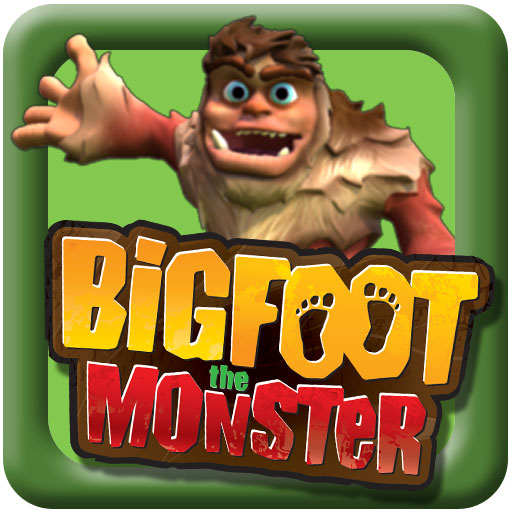 Fisher-Price: BIGFOOT the Monster