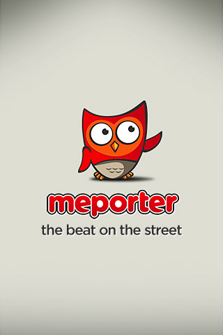 Meporter – Local Area News & Events – The Beat on the Street Screenshot