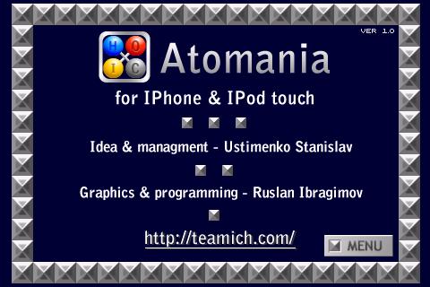 Atomania Screenshot